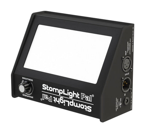 StompLight® Pal - The Ultimate DMX Lighting Slave-ThePedalGuy