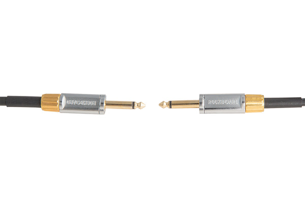 "RockBoard PREMIUM Flat Instrument Cable, straight/straight, 300 cm / 118 7/64""-ThePedalGuy"