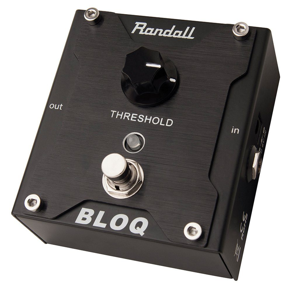 Randall BLOQ Noise Gate Pedal-ThePedalGuy