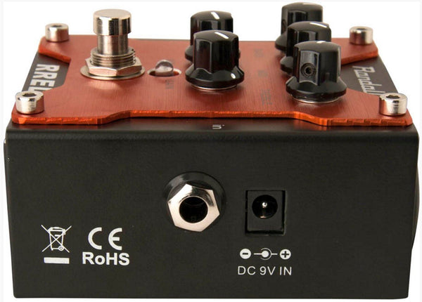 Randall RRED Channel Overdrive Pedal-ThePedalGuy
