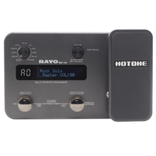 Hotone Nano Ravo Multi FX Processor and USB Interface-ThePedalGuy