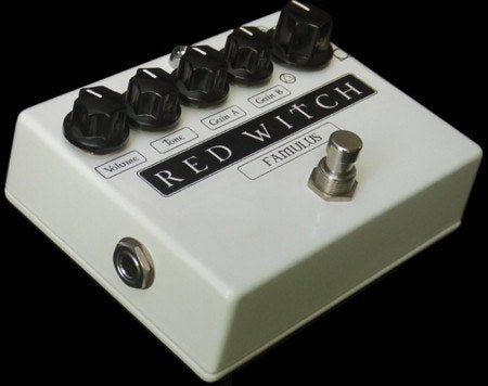 Red Witch Famulus Overdrive Guitar Pedal-ThePedalGuy