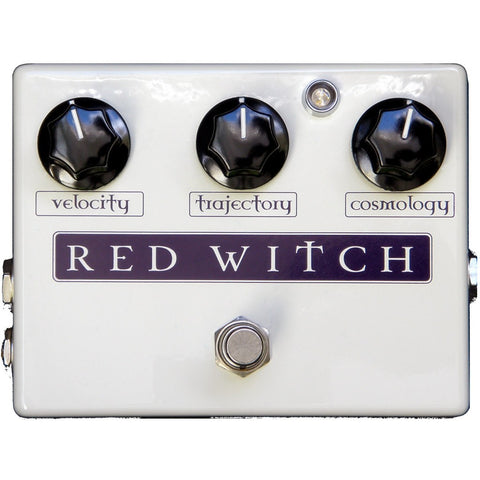 Red Witch Deluxe Moon Phaser Guitar Pedal-ThePedalGuy