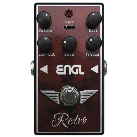 ENGL RS-10 Retro Overdrive Pedal Open Box-ThePedalGuy