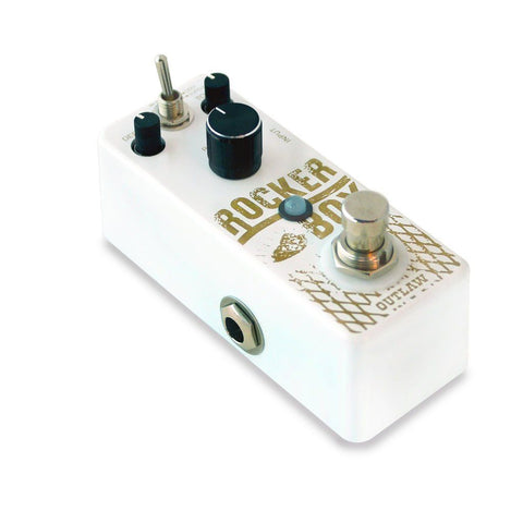 Outlaw Pedals ROCKER BOX Tremolo Pedal-ThePedalGuy