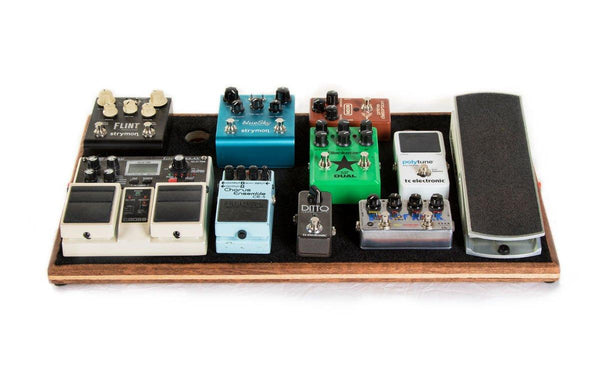 Ruach Music Foxy Lady 3 Pedalboard-ThePedalGuy