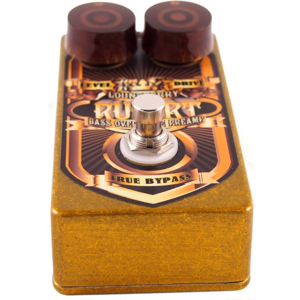 Lounsberry Pedals RBO-1 Rupert Bass Overdrive Pedal B Stock-ThePedalGuy