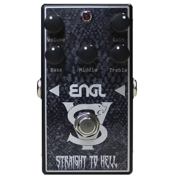 ENGL VS-10 Straight to Hell Distortion Pedal Open Box-ThePedalGuy