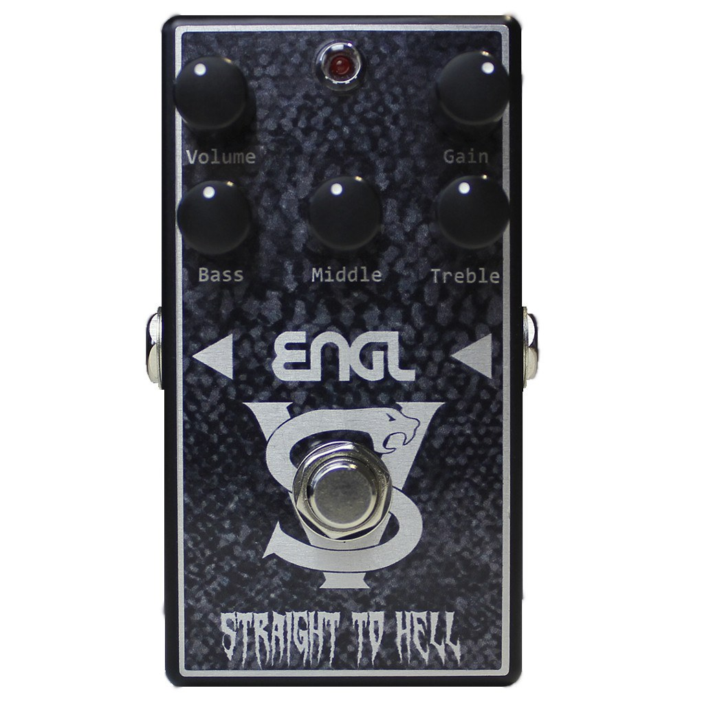 ENGL VS-10 Straight to Hell Distortion Pedal - ThePedalGuy