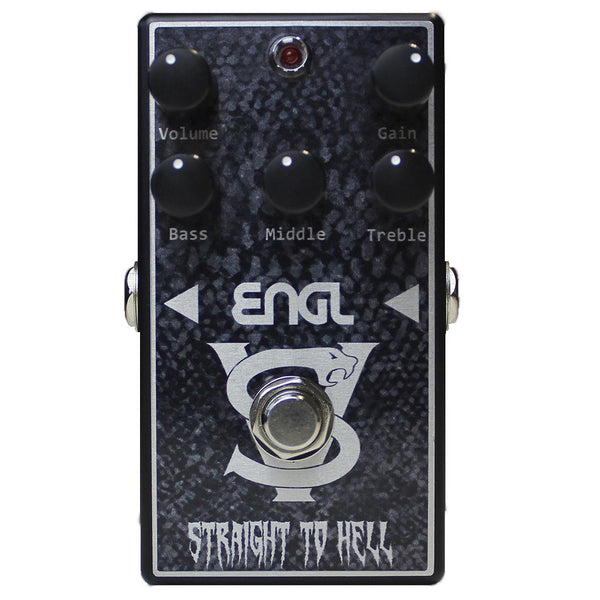 ENGL VS-10 Straight to Hell Distortion Pedal-ThePedalGuy