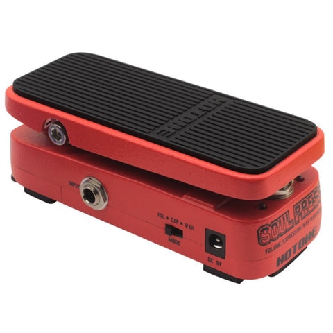 Hotone Soul Press Volume/Expression/Wah-Wah Pedal-ThePedalGuy