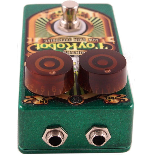 Lounsberry Pedals TRO-1 Toy Robot Low Overdrive Pedal-ThePedalGuy