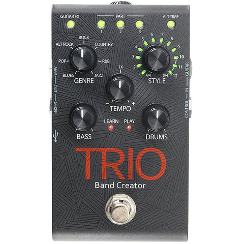 Digitech Tio Band Creator Pedal-ThePedalGuy