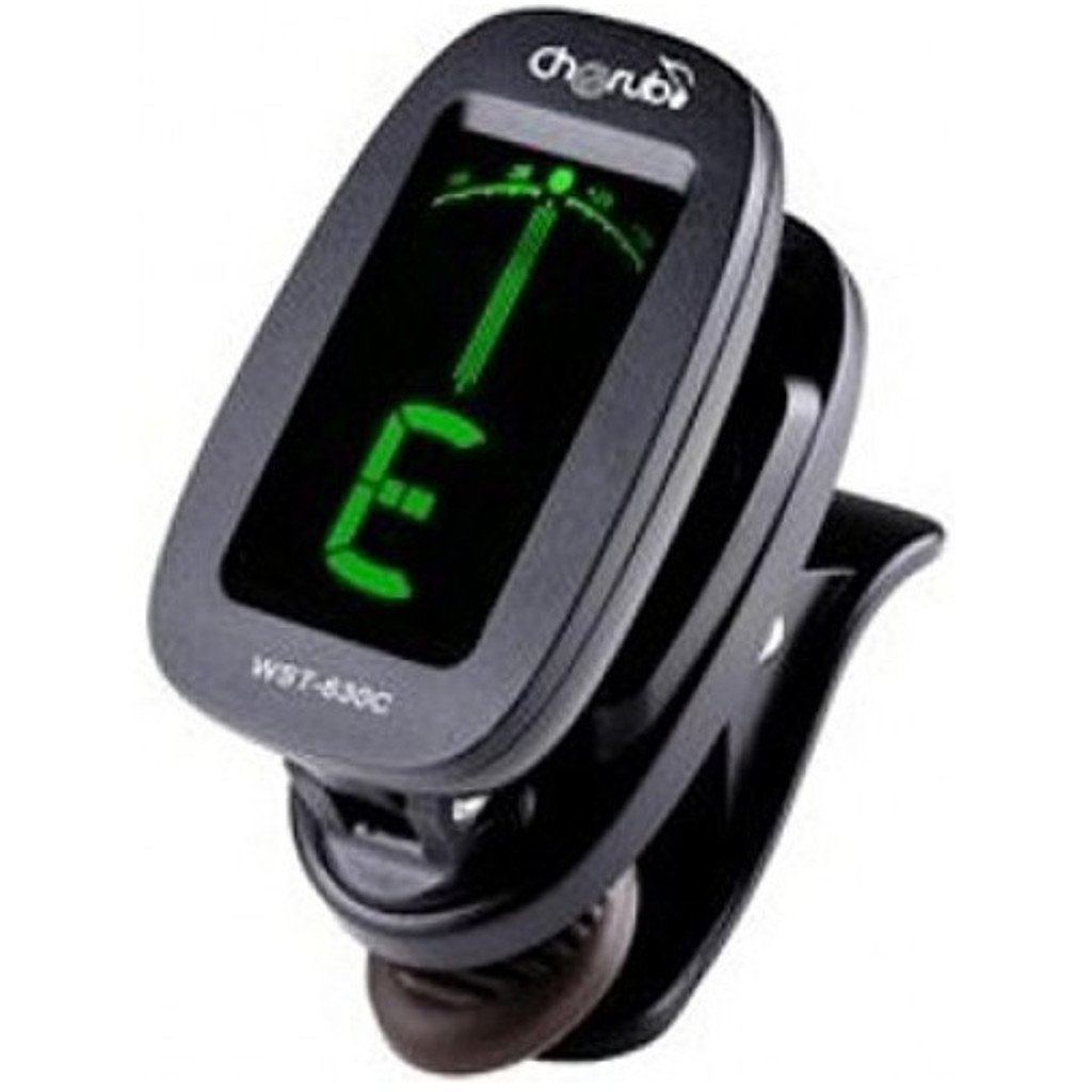 Cherub WST-630C Clip On Chromatic Tuner-ThePedalGuy