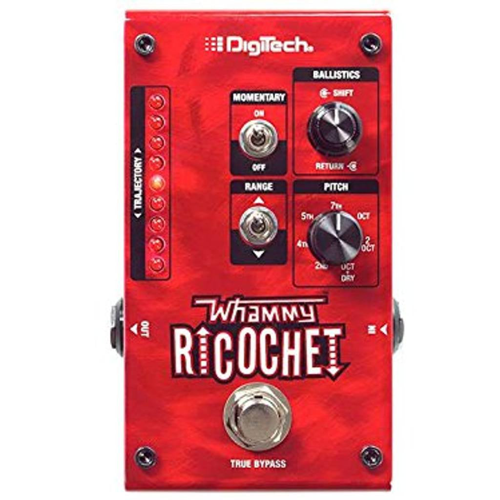 Digitech Whammy Ricochet Pitch Shift Pedal-ThePedalGuy