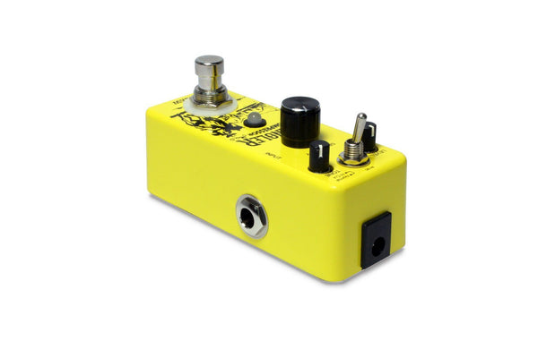 Outlaw Pedals WRANGLER Compressor Pedal-ThePedalGuy