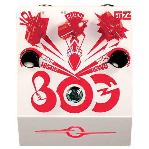 The Deep Trip BOG Fuzz Pedal PREORDER Ships in January-ThePedalGuy