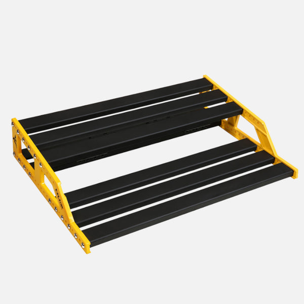 NuX Bumblebee NPB-M Medium Manageable Pedalboard with Softcase-ThePedalGuy
