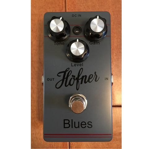 Hofner Blues Overdrive Guitar Pedal-ThePedalGuy