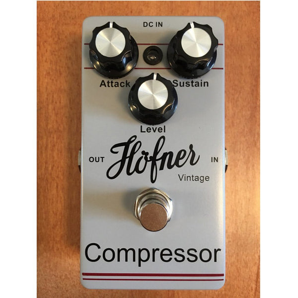 Hofner Sound of the 60s Pedal Bundle with Blues Driver and Classic Compressor-ThePedalGuy