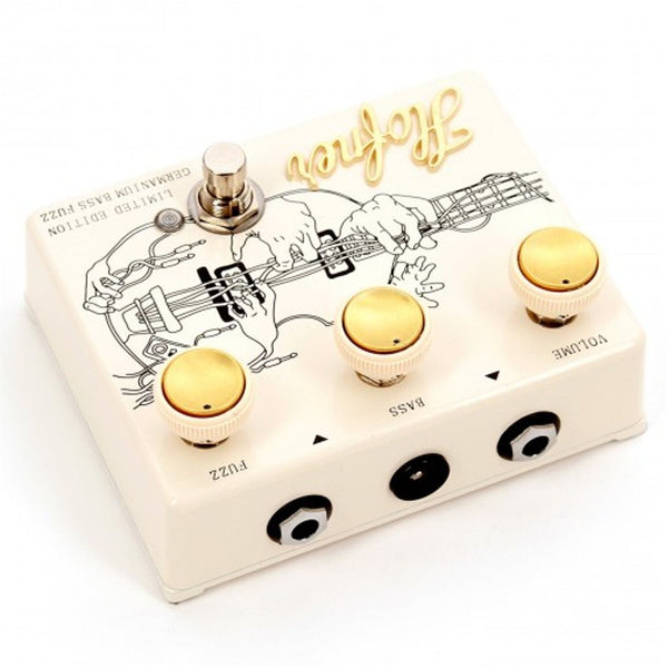 Hofner Handmade Bass Fuzz Pedal Limited Edition-ThePedalGuy