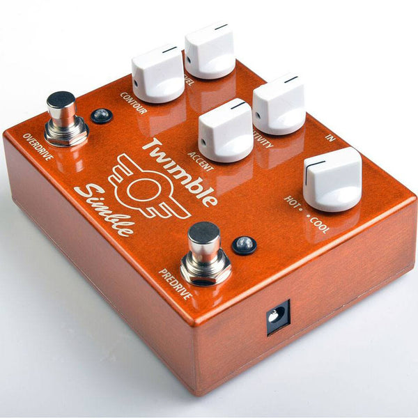 Mad Professor Twimble Predrive Overdrive Pedal-ThePedalGuy
