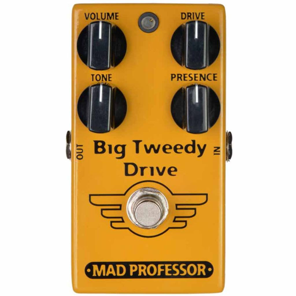 Mad Professor Big Tweedy Drive Pedal Open Box-ThePedalGuy