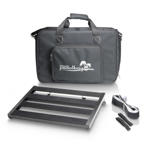 Palmer PedalBay40 Pedalboard with Softcase-ThePedalGuy