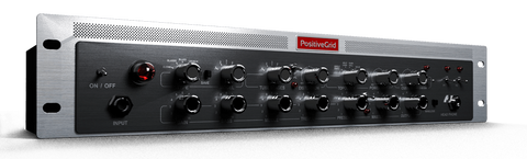 Positive Grid BIAS Rack - 600W Amp Match Rack Mounted Power Amplifier with Bluetooth/USB-ThePedalGuy