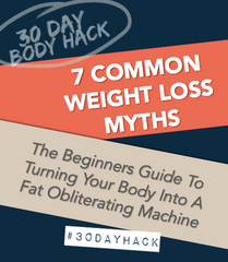 7 Common Weight Loss Myths