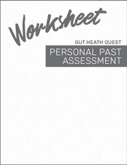 Gut Health Quest Personal Past Assessment