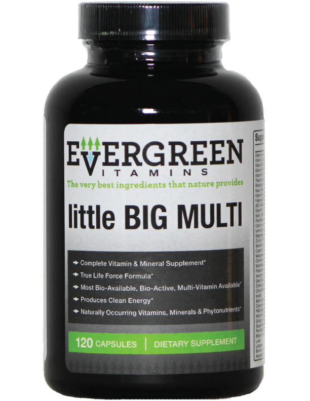 Evergreen Little Big Multi Multi-Vitamin