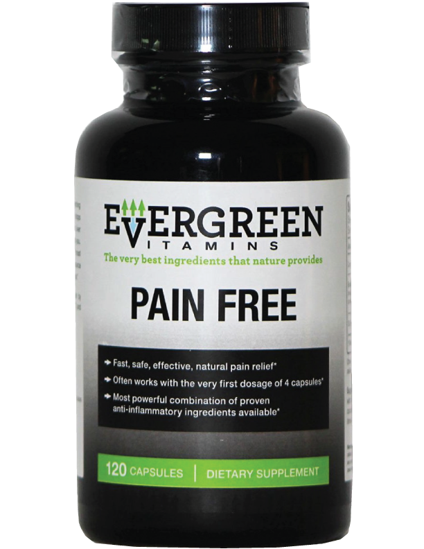 Evergreen Pain Free Anti-Inflammatory