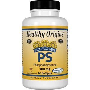 Healthy Origins Phosphatidylserine 100 mg 60 Softgels