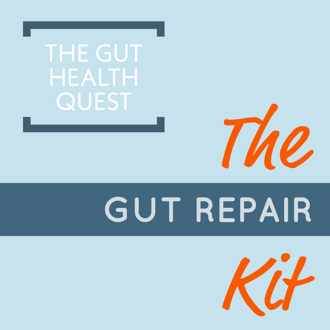 The Gut Health Quest: Gut Repair Kit