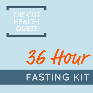 The Gut Health Quest: 36 Hour Fasting Kit