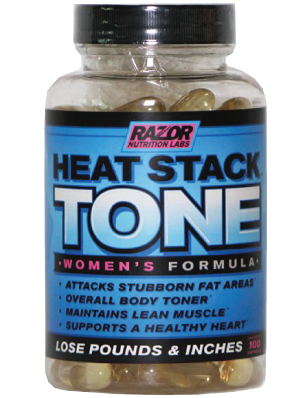 Razor Nutrition Tone Natural Fat Burner