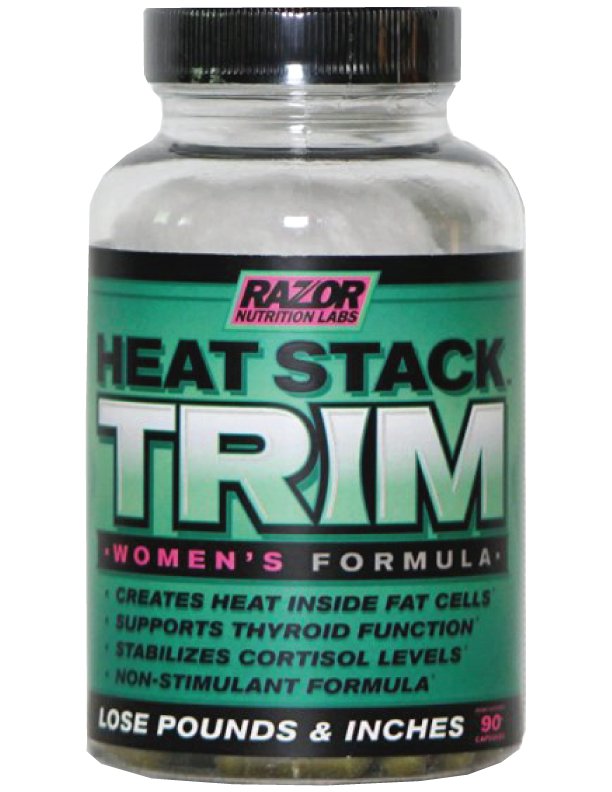 Razor Nutrition Trim Natural Fat Burner & Metabolism Booster