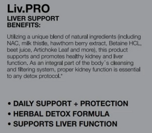 Matrix Labs Liv.PRO Liver Support