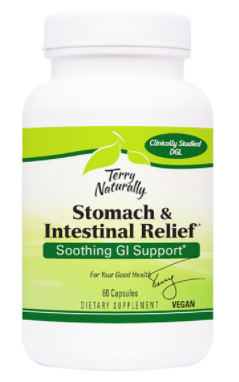 Terry Naturally Stomach & Intestinal Relief
