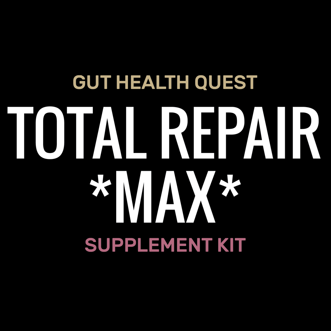 Total Repair *MAX* Supplement Kit