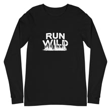Load image into Gallery viewer, Run Wild Forest Unisex Long Sleeve Tee