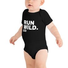 Load image into Gallery viewer, Run Wild OG Baby Onesie