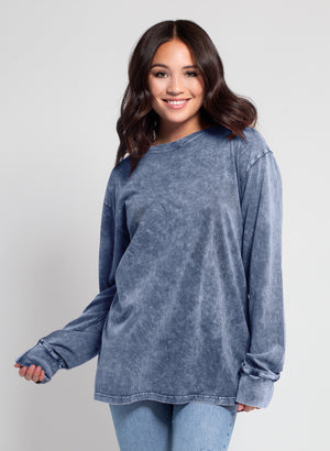 Mineral Everybody Long Sleeve Tee