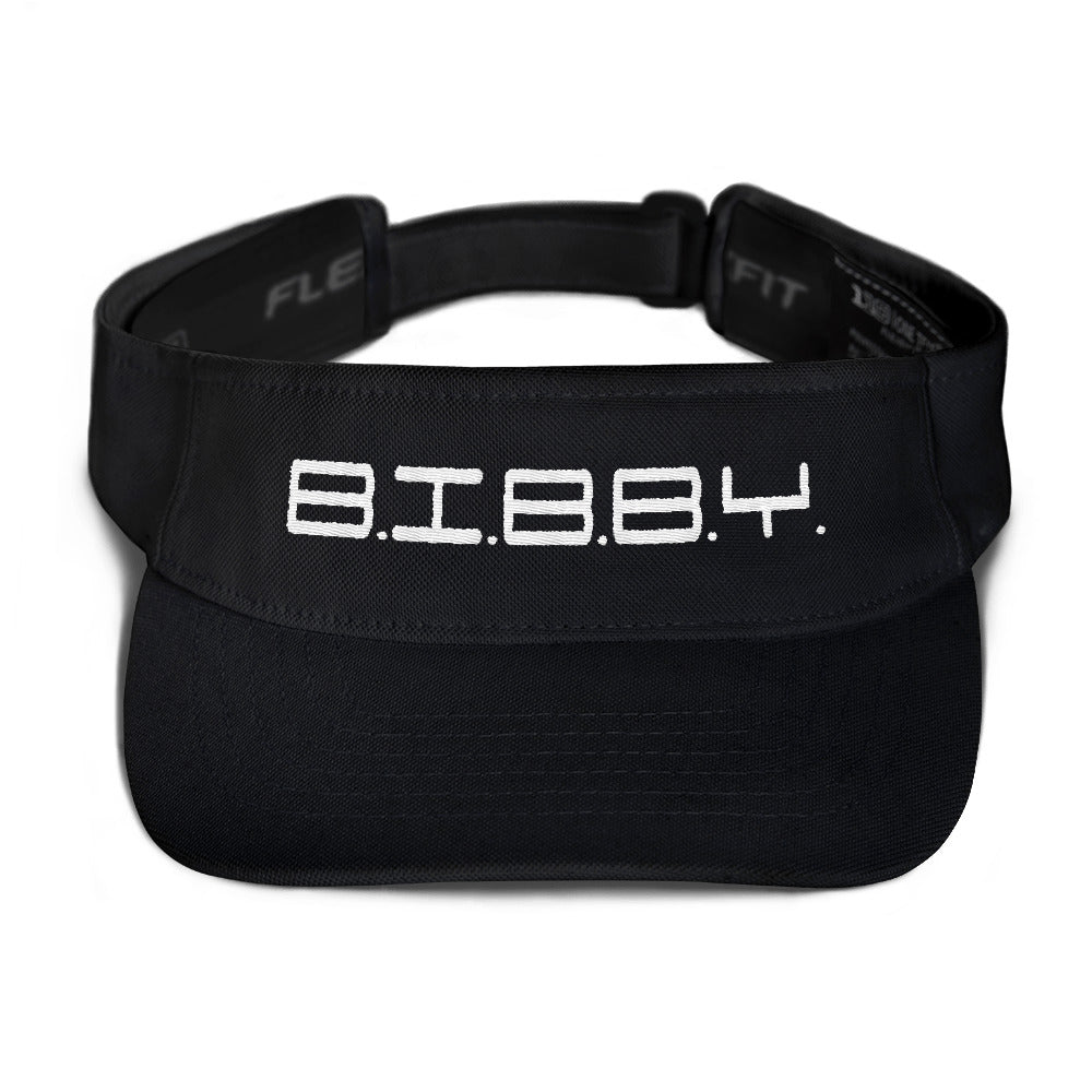 Limited Edition Visor:  B.I.B.B.Y. (Be Inspired By Being You)