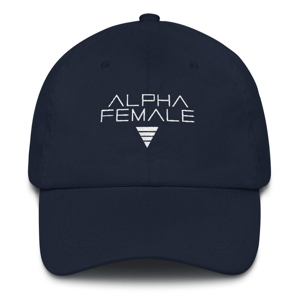 Alpha Female (Dad Hat)