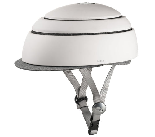 Fuga White Bike Helmet