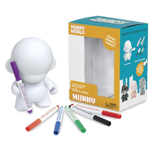 "Munny 7"" Reusable"