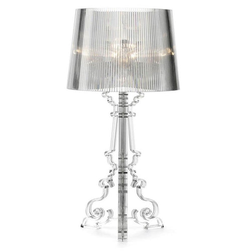 Bourgie Crystal Lamp