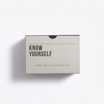 Pocket Prompts Know Yourself Cards